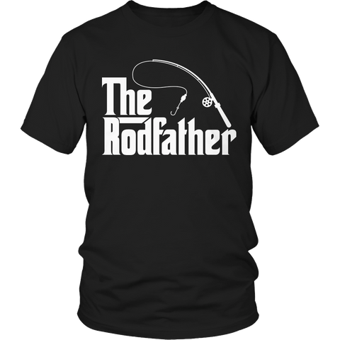 The Rodfather T shirt and Hoodie Unisex