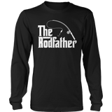 The Rodfather T shirt and Hoodie Long Sleeve