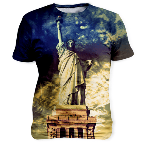 Statue Of Liberty - Lomography
