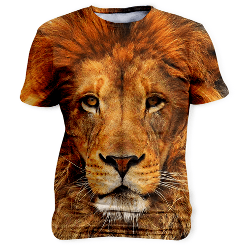 Lion - Sublimation Unisex T-Shirt