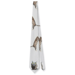 Jumping Cute Playing Cats - Necktie