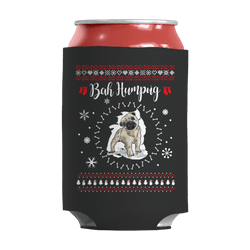 Limited Edition - Bah Humpug - Can Wrap Black