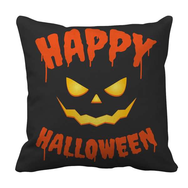 Limited Edition - Happy Halloween- Pillow
