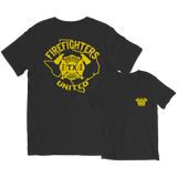 Limited Edition - Texas Firefighters United -  Ladies V-Neck
