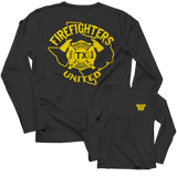 Limited Edition - Texas Firefighters United - Long Sleeve