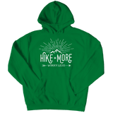 Hike More Worry Less - Hoodie  Kelly