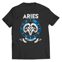 Aries Zodiac T Shirt