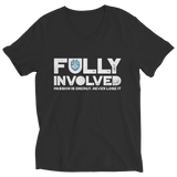 Limited Edition - Fully Involved POLICE - Ladies V-Neck