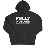 Limited Edition - Fully Involved POLICE - Hoodie