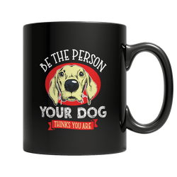 Be The Person - Mug