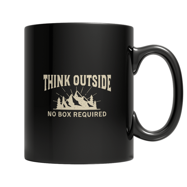 Think Outside - Mug