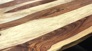 Rosewood grain pattern