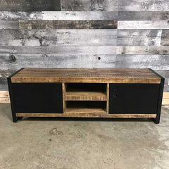 Industrial Watson TV stand