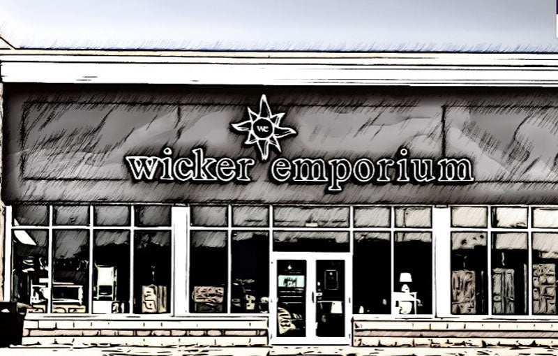 The New Wicker Emporium store filled with decor, pillows, throws, furniture from all around the world. Visit us today and discover amazing customer service and prices.