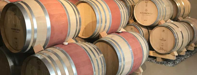 Using French oak barrels for home furnishing and decor