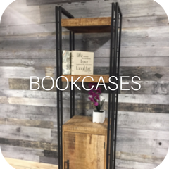 Shop our Solid wood bookcases
