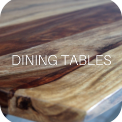 Stunning solid wood dining room tables