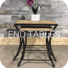 Click here for solid wood end tables