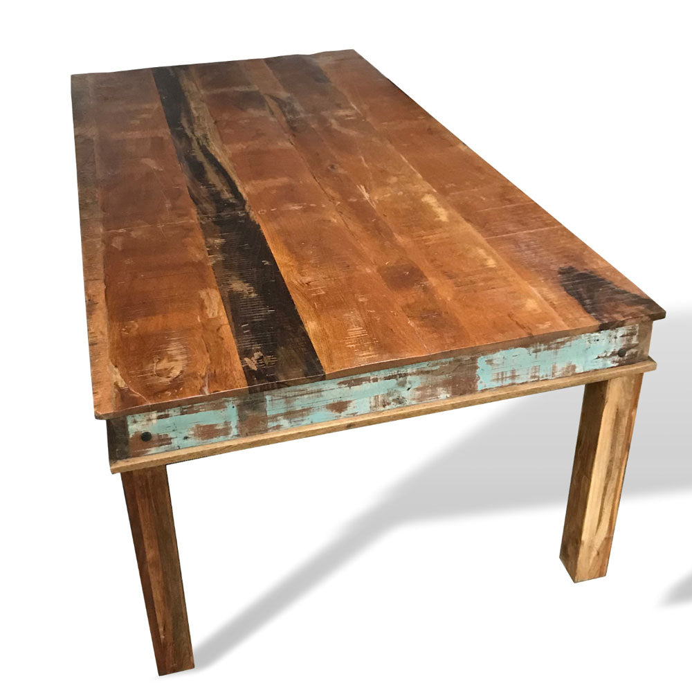 Reclaimed Wood Dining Table For 10 People Rustic Furniture Outlet Rustic Furniture Outlet