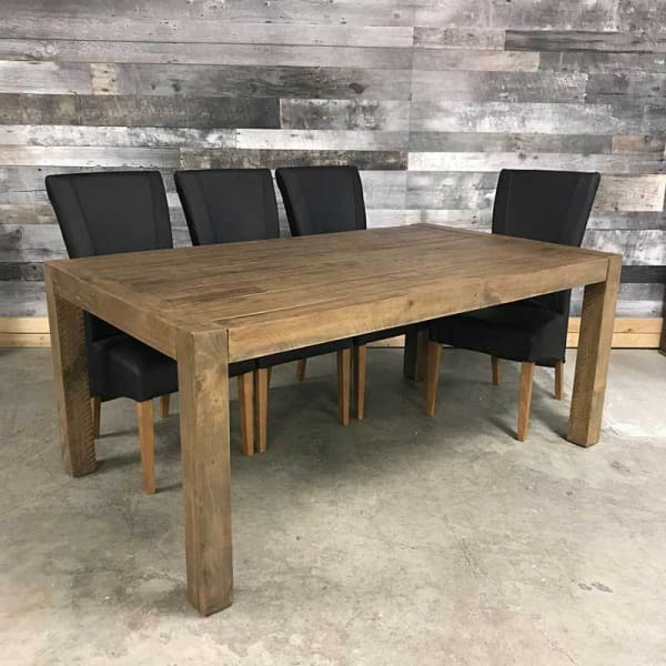 71 Urban Pallet dining table - $799.00