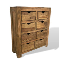 Sheesham chest drawers