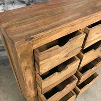 Rosewood furniture drawers