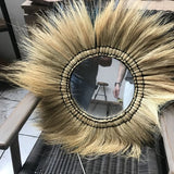 ASSORTED COLOR FURY CIRCULAR MIRRORS - $149.00