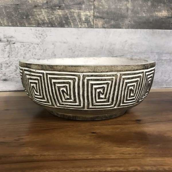 ASTEK WOODEN BOWL 6 - $59.99