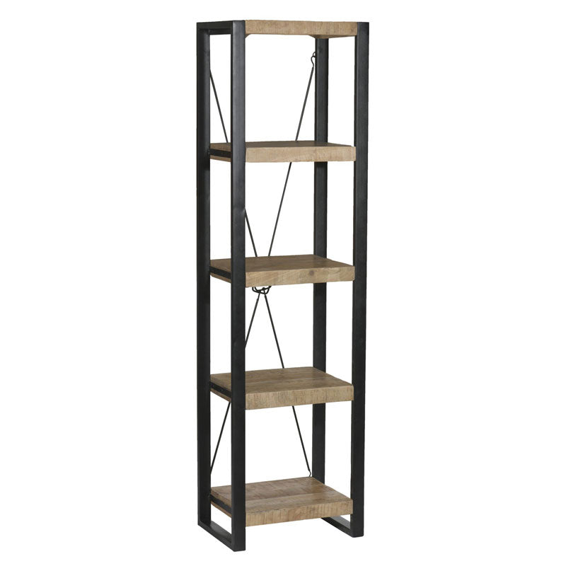 Industrial office furniture bookcase