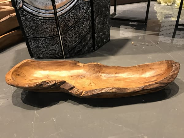 Irregular Wood Bowl