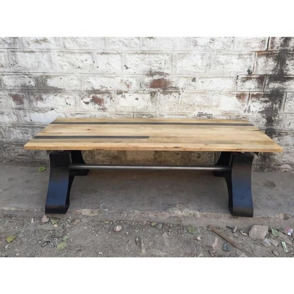 Neovintage industrial coffee table 60 - $499.00