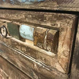 Reclaimed wood night stand 1 drawer 1 door Right - $249.00