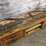 Serena 60 Recycled wood TV stand