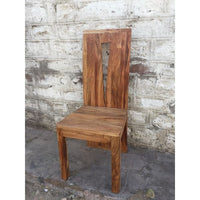 Sierra acacia dining chair - 2