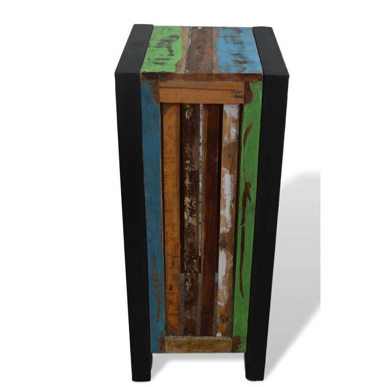 tall rustic plant stand Canada solid wood
