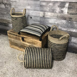 Trendy storage basket Baskets (set of 3) - $139.00