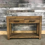 Urban Pallet console table - $449.00
