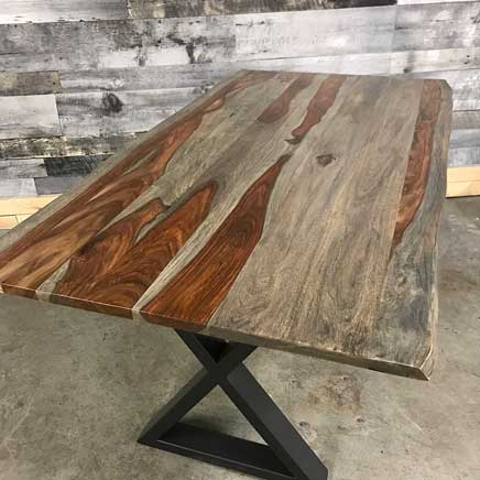 Exotic Wood Tables