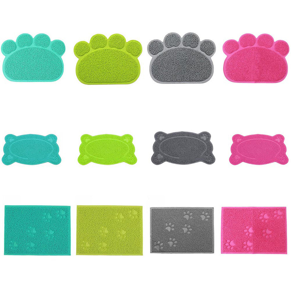 bowl for in slip dogs and home pet item from feeding non on waterproof mat mats silicone food dog tray suppies garden cats