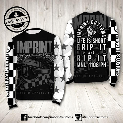 Imprint Customs - Grip It Riding Jersey