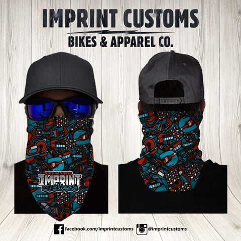 Imprint Customs - Retro Headgear