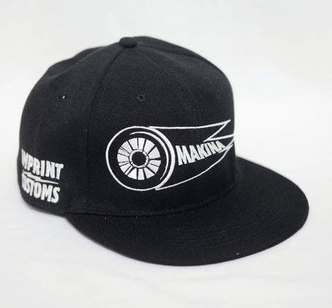 Imprint Customs - Makina Embroidered Cap