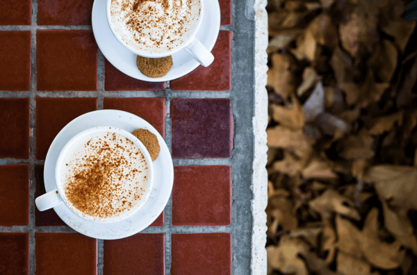 Warm & Cozy Healthy PSL: Pumpkin Spice Latte