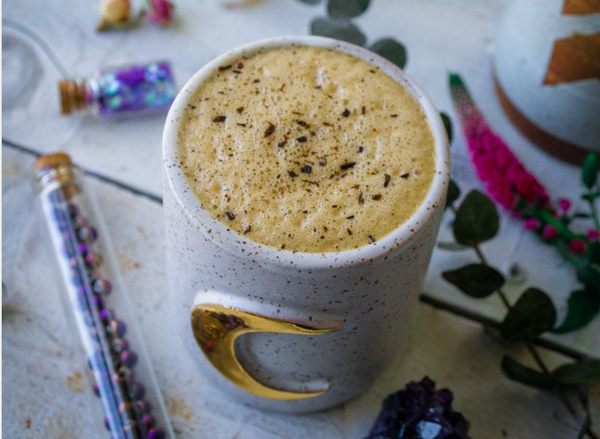 Healthy Adaptogenic Latte Recipe