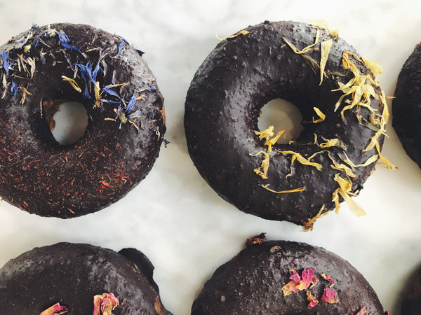 Superfood Spiced Donuts