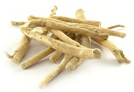 Peeled Ashwagandha Root
