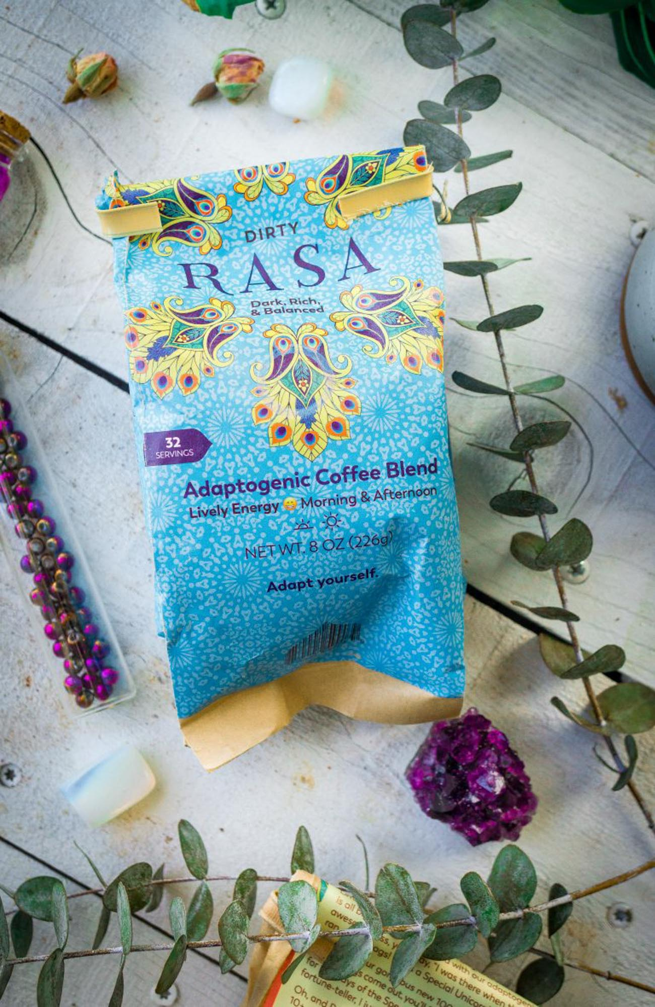 Kick Your Coffee Habit for Good With This Adaptogen Latte