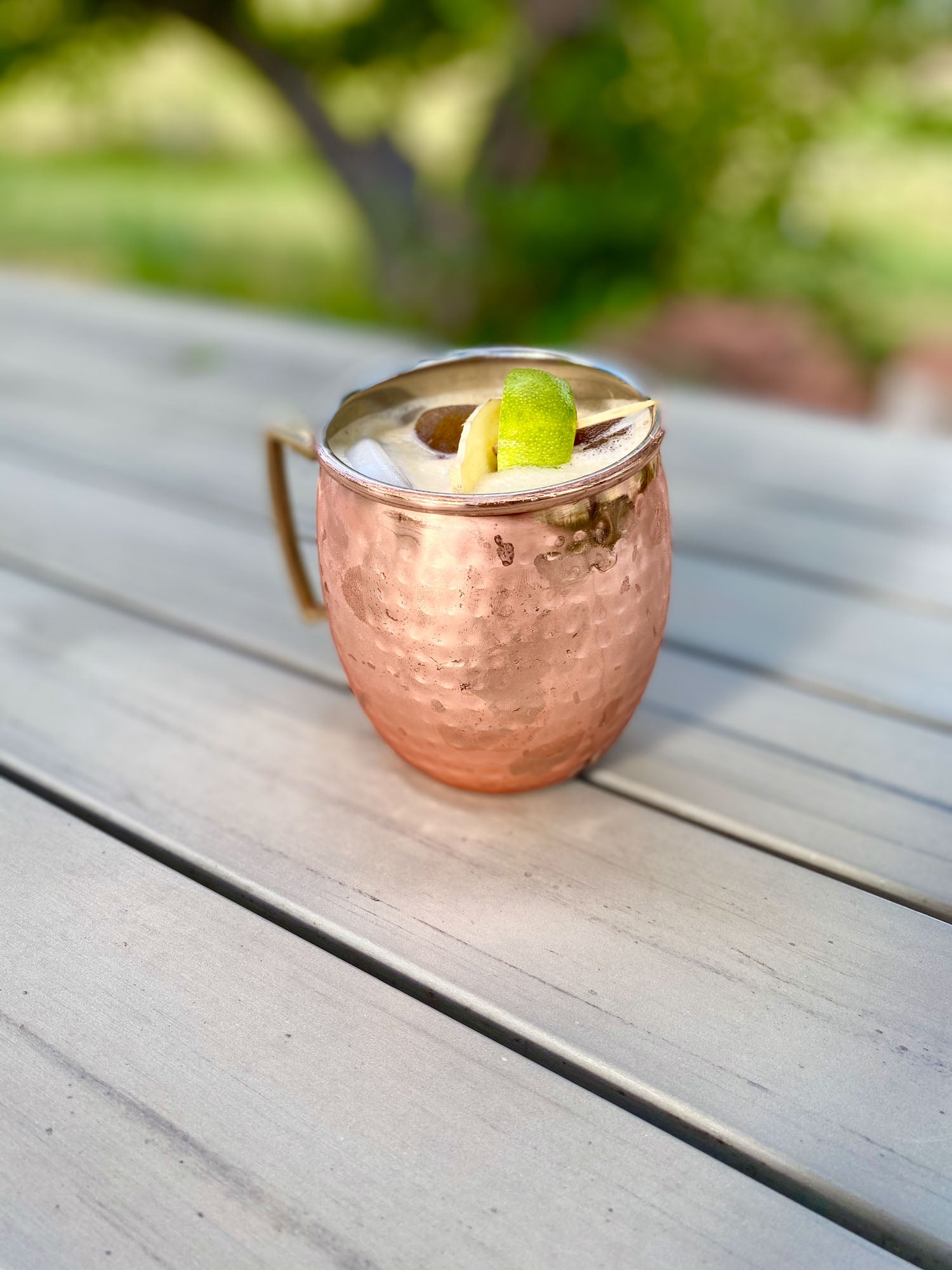 delicious easy moscow mule