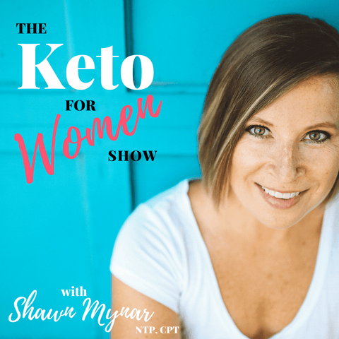 Shawn Mynar Keto for Women Coffee Alternative