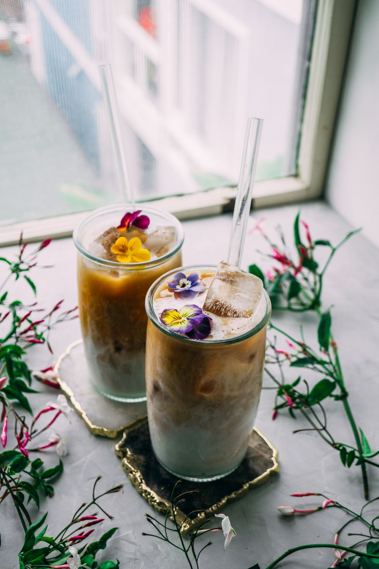 How to make creamy vegan Vietnamese latte